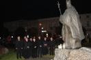 Rocznica poświęcenia pomnika Jana Pawła II